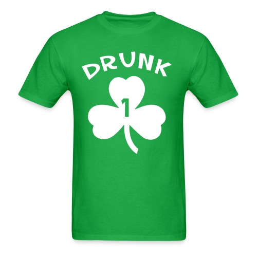 Drunk 1 - Men's T-Shirt