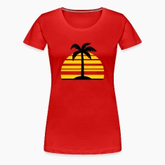 Palm Women's T-Shirts