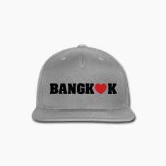 BANGKOK LOVE Caps