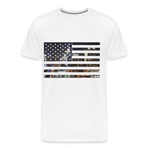 Flag T - Men's Premium T-Shirt