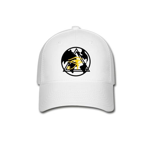 img golden eye - Baseball Cap