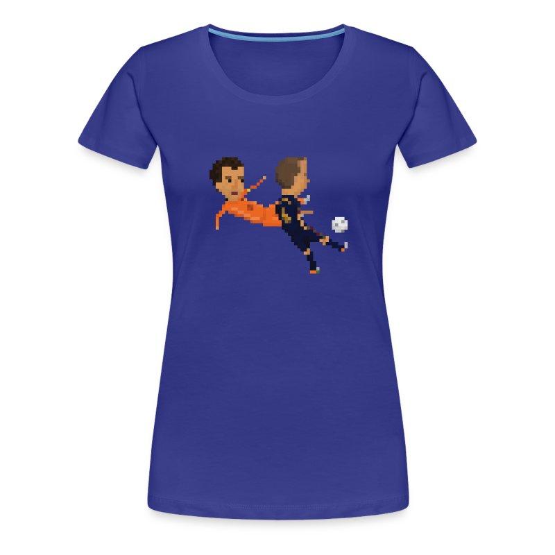 Women T-Shirt - Winning Goal WC2010 - Women's Premium T-Shirt