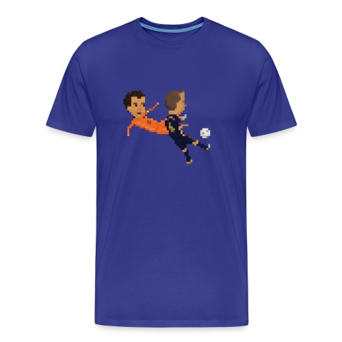 Men T-Shirt - Winning Goal WC2010 - Men's Premium T-Shirt