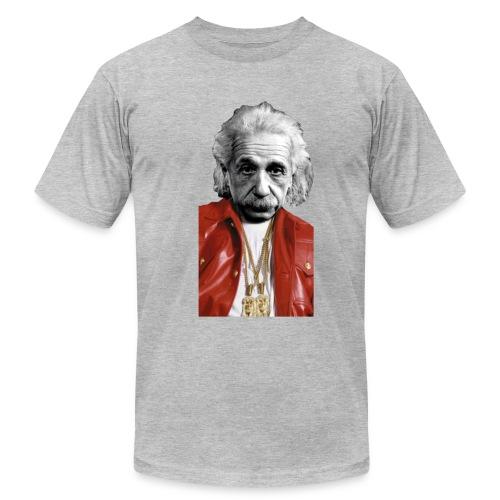Einstein Biggie Color - Men's Fine Jersey T-Shirt