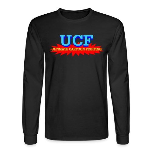 UCF LOGO LONG SLEEVE - Men's Long Sleeve T-Shirt