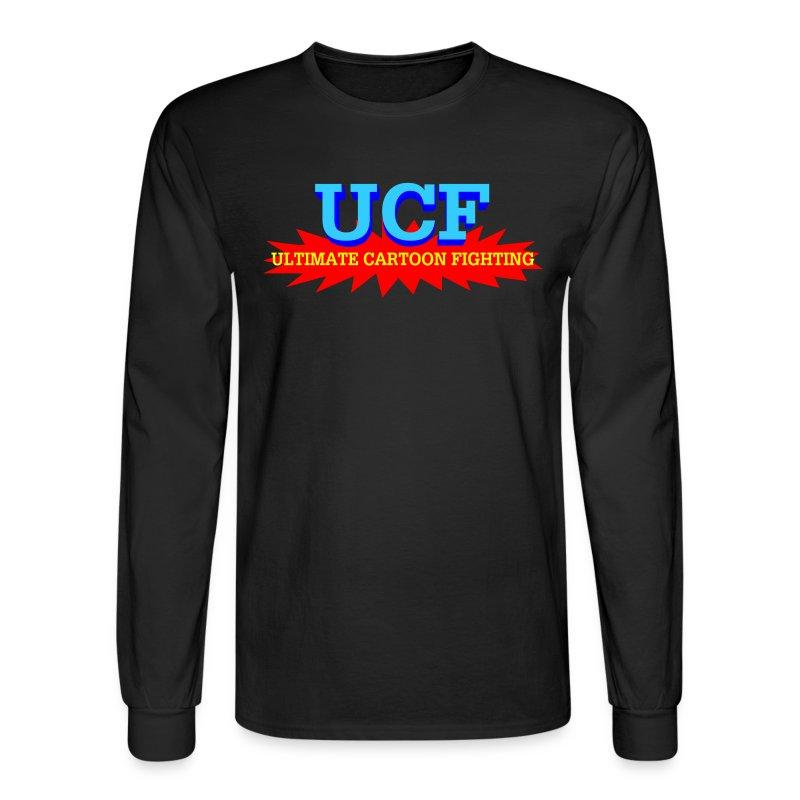 UCF LOGO LONG SLEEVE - Men's Long Sleeve T-Shirt