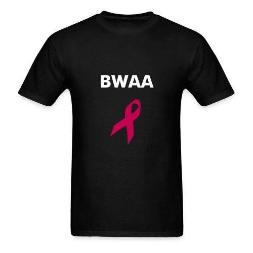 BREAST CANCER AWARENESS T  - Men's T-Shirt