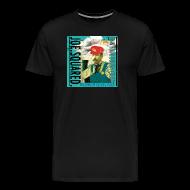 T-Shirts ~ Men's Premium T-Shirt ~ mushroom lovers pizza men's t-shirt