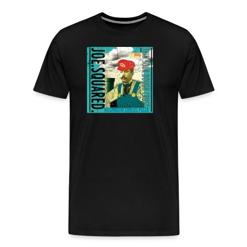 mushroom lovers pizza men's t-shirt - Men's Premium T-Shirt