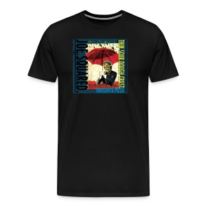 margarita pizza men's t-shirt - Men's Premium T-Shirt