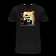 T-Shirts ~ Men's Premium T-Shirt ~ crab pizza men's t-shirt