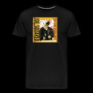 T-Shirts ~ Men's Premium T-Shirt ~ bbq chicken pizza men's t-shirt