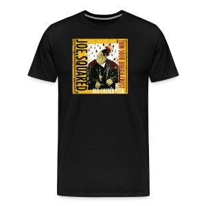 bbq chicken pizza men's t-shirt - Men's Premium T-Shirt