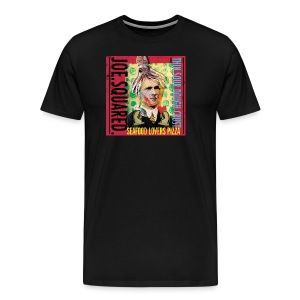 Seafood Lovers Men's T-Shirt - Men's Premium T-Shirt