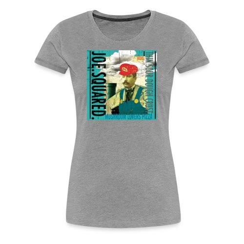 Mushroom Lovers Women's T-Shirt - Women's Premium T-Shirt
