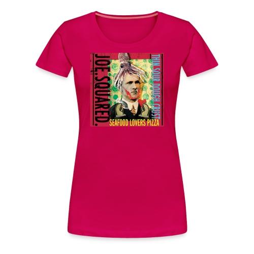 seafood lovers pizza women's shirt - Women's Premium T-Shirt