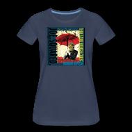 T-Shirts ~ Women's Premium T-Shirt ~ margarita pizza women's shirt