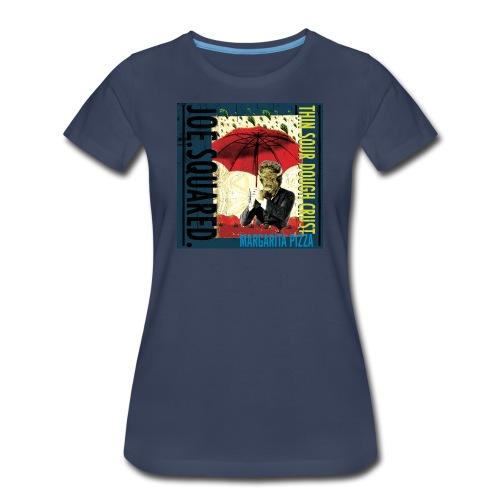 margarita pizza women's shirt - Women's Premium T-Shirt