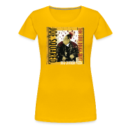 T-Shirts ~ Women's Premium T-Shirt ~ bbq chicken pizza women's shirt