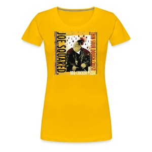 bbq chicken pizza women's shirt - Women's Premium T-Shirt