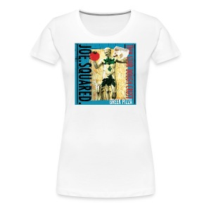 greek pizza women's shirt - Women's Premium T-Shirt