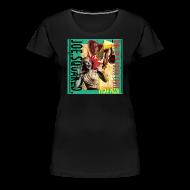 T-Shirts ~ Women's Premium T-Shirt ~ vegan pizza women's shirt