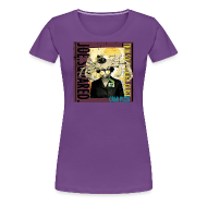 T-Shirts ~ Women's Premium T-Shirt ~ crab pizza women's shirt