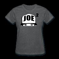 T-Shirts ~ Women's T-Shirt ~ Simple Joe Squared Logo Women's  T-Shirt