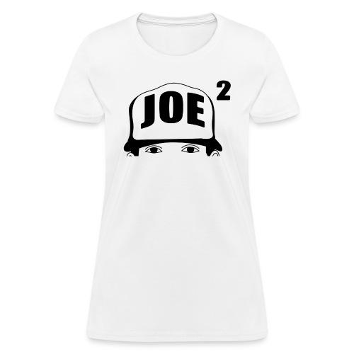 Simple Joe Squared Logo Women's  T-Shirt - Women's T-Shirt