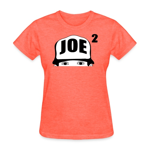 Simple Joe Squared Logo Women's  T-Shirt - Women's T-Shirt