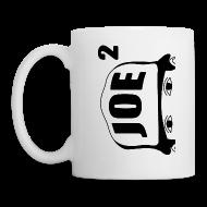 Mugs & Drinkware ~ Coffee/Tea Mug ~ Simple Joe Squared Logo Mug