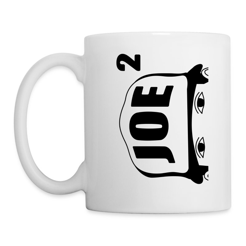 Simple Joe Squared Logo Mug - Coffee/Tea Mug