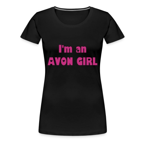 AVON girl plus size - Women's Premium T-Shirt