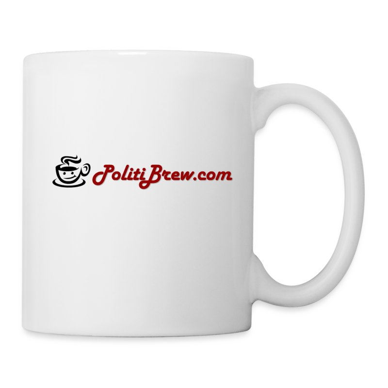 PolitiBrew.com Coffee Mug - Coffee/Tea Mug