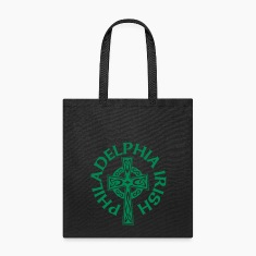 Philadelphia Irish Celtic Cross Apparel Clothing Bags & backpacks