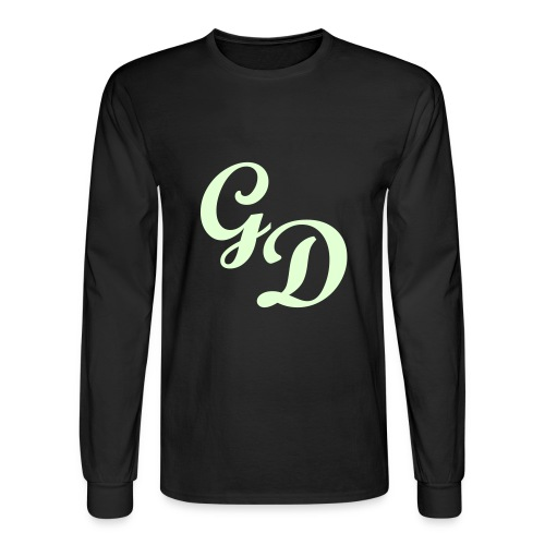 G&D Basic Logo | Long-Sleeve | Male - Men's Long Sleeve T-Shirt