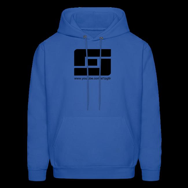 Men's Sl1pg8r Logo Hoodie!