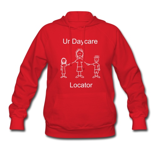 UDL Family Red Women's - Women's Hoodie