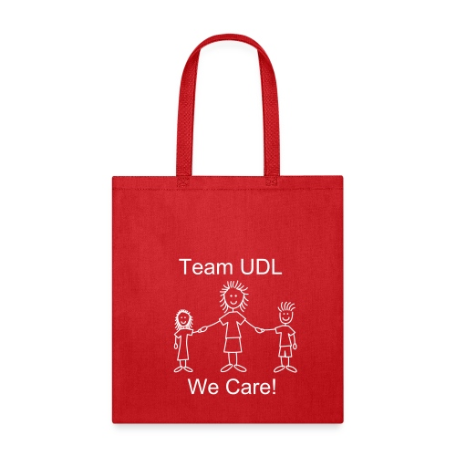 Team UDL Tote - Tote Bag