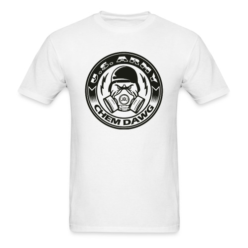 Chem Dawg - Men's T-Shirt
