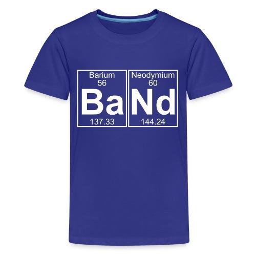 Ba-Nd (band) - Full - Kids' Premium T-Shirt