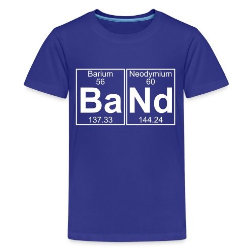 Ba-Nd (band) - Full - Kids' Premium T-Shirt
