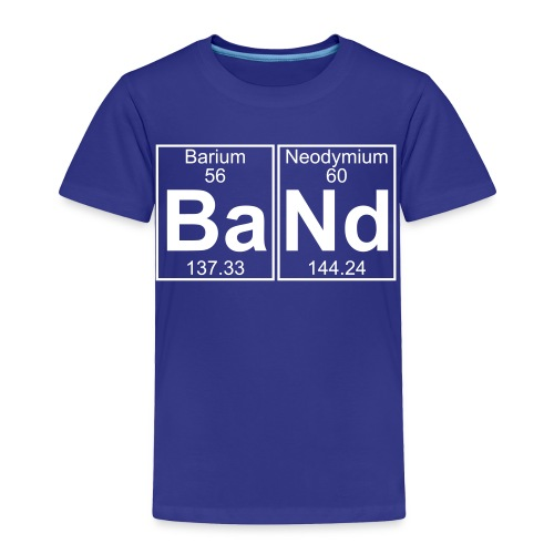 Ba-Nd (band) - Full - Toddler Premium T-Shirt