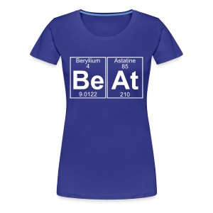 Be-At (beat) - Full - Women's Premium T-Shirt
