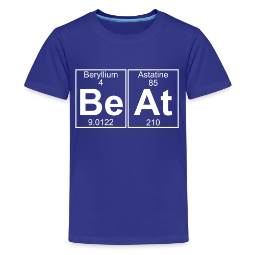 Be-At (beat) - Full - Kids' Premium T-Shirt