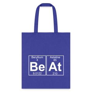 Be-At (beat) - Full - Tote Bag