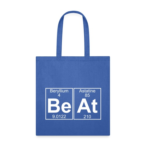 Be-At (beat) - Full - Tote Bag