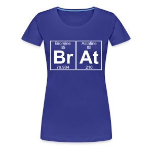 Br-At (brat) - Full - Women's Premium T-Shirt