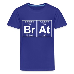 Br-At (brat) - Full - Kids' Premium T-Shirt