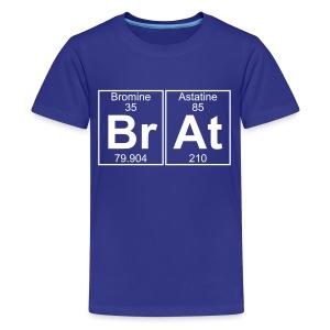 Br-At (brat) - Full - Kids' Premium T-Shirt